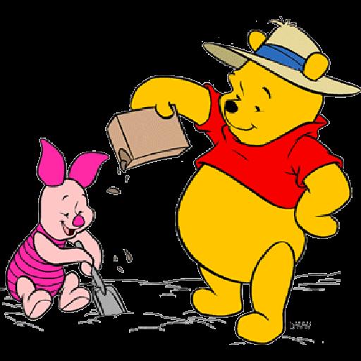 Ursinho Pooh - Sticker 27