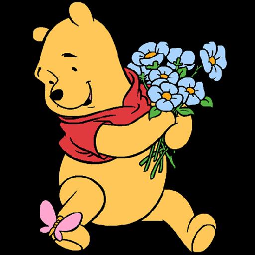 Ursinho Pooh - Sticker 25