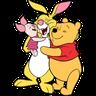 Ursinho Pooh - Tray Sticker