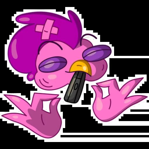 Vapo Rooster - Sticker 8