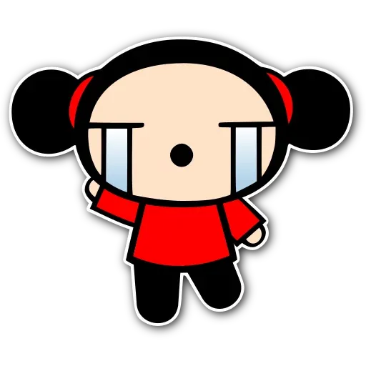 Pucca - Sticker 5