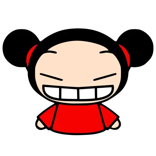 Pucca - Sticker 2