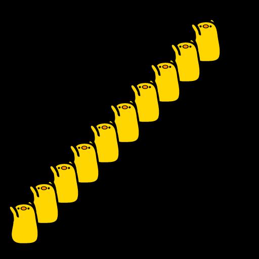 Something yellow - Sticker 19