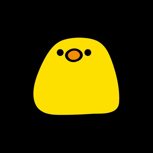 Something yellow - Tray Sticker