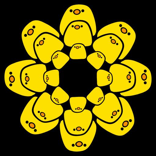 Something yellow - Sticker 2
