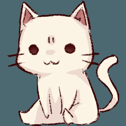 Cat 2 - Sticker 4