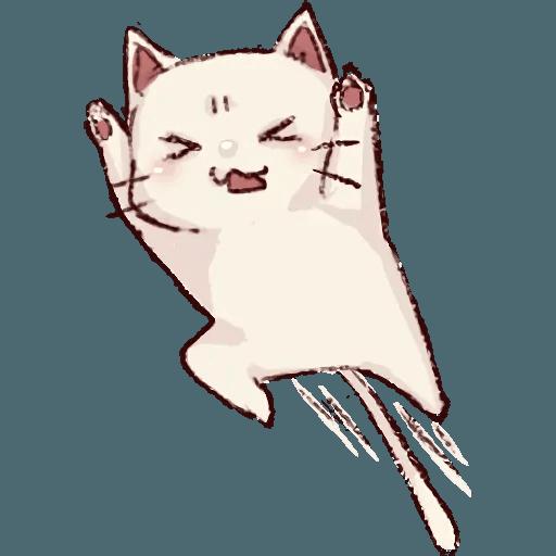 Cat 2 - Sticker 5