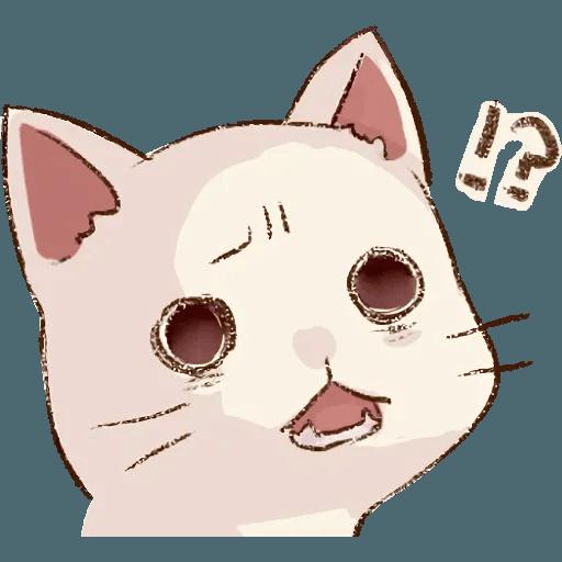 Cat 2 - Sticker 1