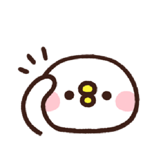 P助兔兔表情貼 3 - Sticker 6