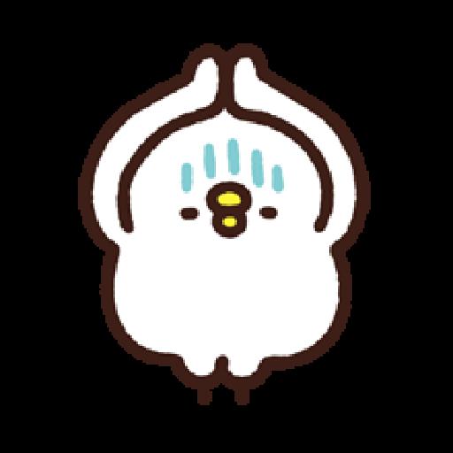P助兔兔表情貼 3 - Sticker 28