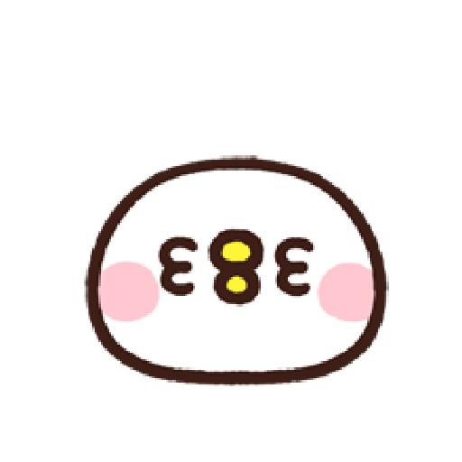 P助兔兔表情貼 3 - Sticker 23