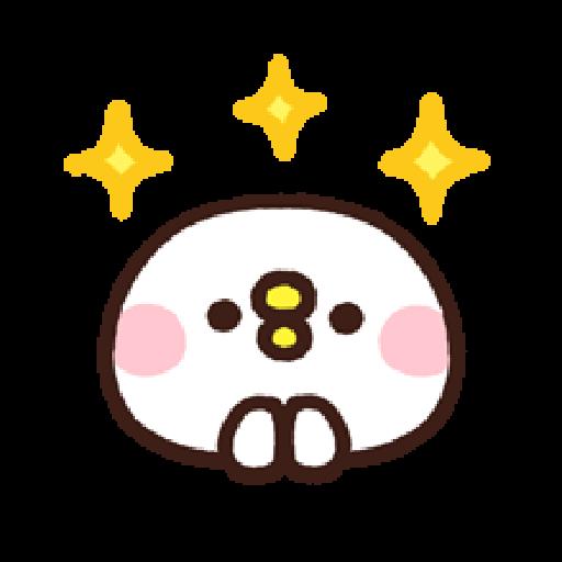 P助兔兔表情貼 3 - Sticker 8