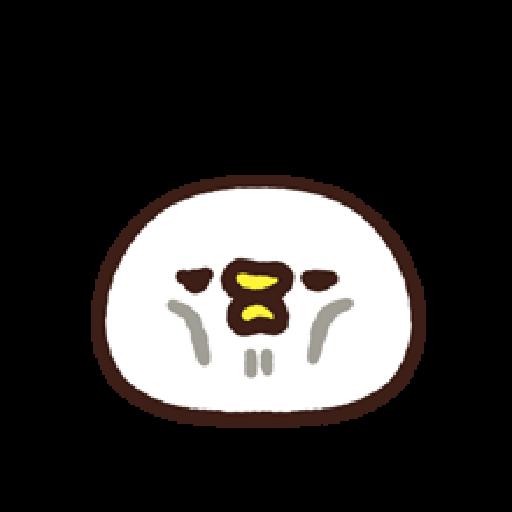 P助兔兔表情貼 3 - Sticker 21