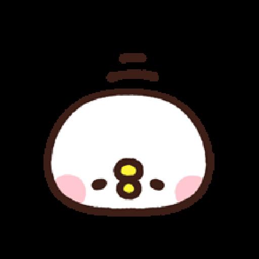 P助兔兔表情貼 3 - Sticker 22