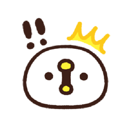 P助兔兔表情貼 3 - Sticker 11