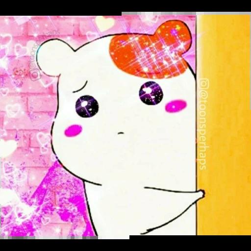 glitter cartoon - Sticker 16