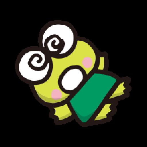 KEROKEROKEROPPI Emoji - 2 - Sticker 3