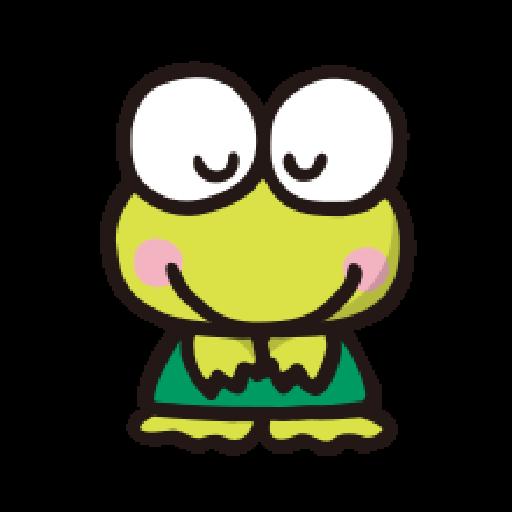 KEROKEROKEROPPI Emoji - 2 - Sticker 5