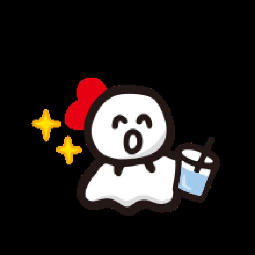 KEROKEROKEROPPI Emoji - 2 - Sticker 7
