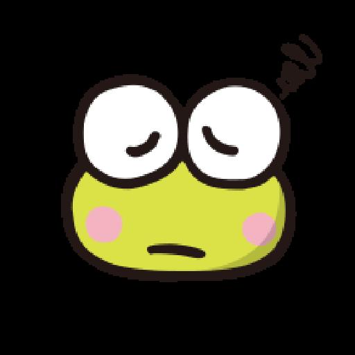 KEROKEROKEROPPI Emoji - 2 - Sticker 2