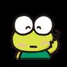 KEROKEROKEROPPI Emoji - 2 - Tray Sticker