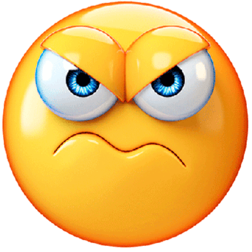 3D emoticons - Sticker 24