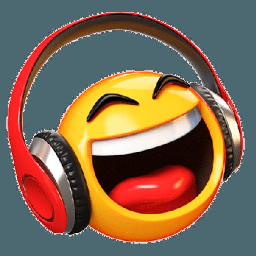 3D emoticons - Sticker 18