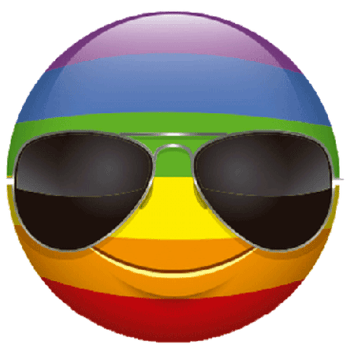 3D emoticons - Sticker 2