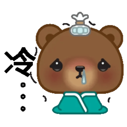 熊仔 - Sticker 6