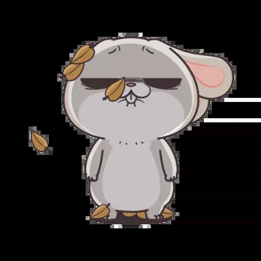Bunny 15 - Sticker 15
