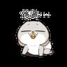 Bunny 15 - Tray Sticker