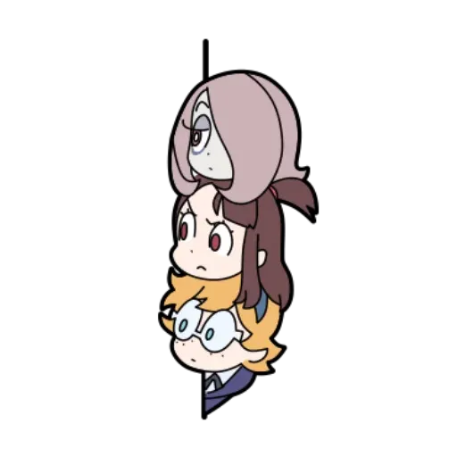 Little witch academia - Sticker 27