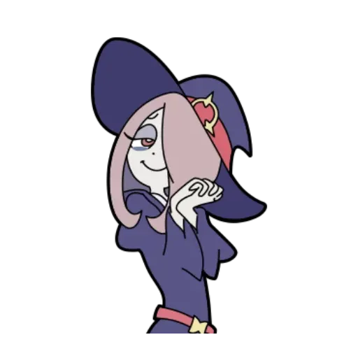 Little witch academia - Sticker 23