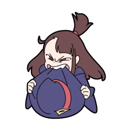 Little witch academia - Sticker 17