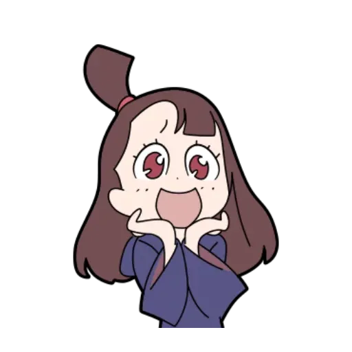 Little witch academia - Sticker 6