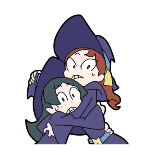 Little witch academia - Sticker 30