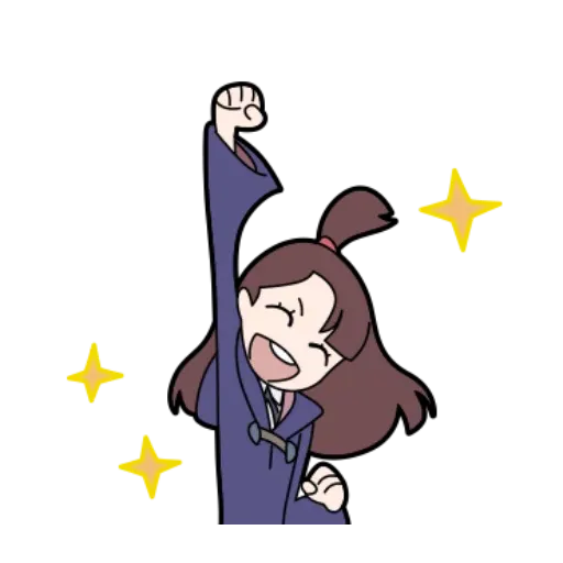 Little witch academia - Sticker 10