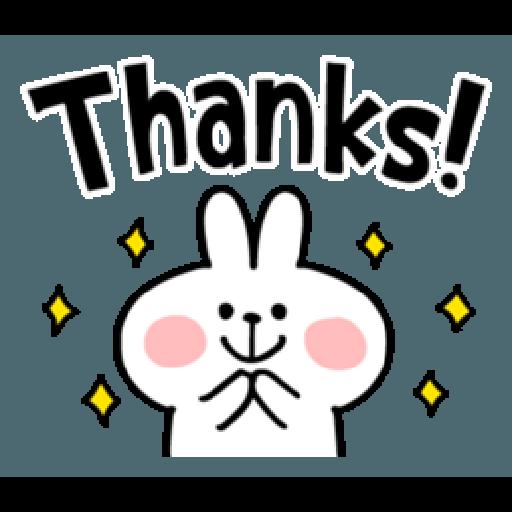 Spoiled Rabbit You-5 - Sticker 11