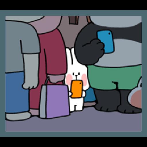 Spoiled Rabbit You-5 - Sticker 27