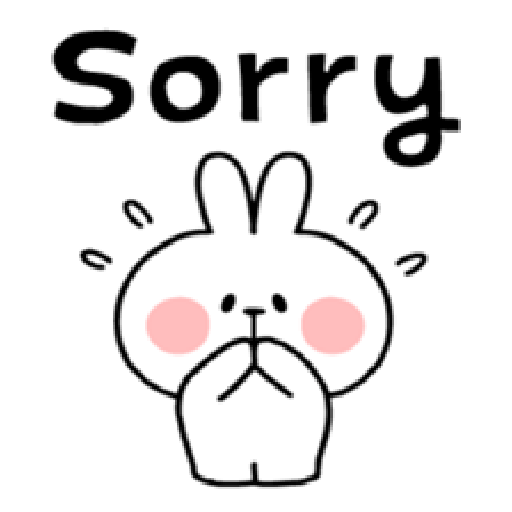 Spoiled Rabbit You-5 - Sticker 28