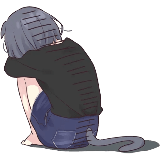 Neko Girl 1 - Sticker 16