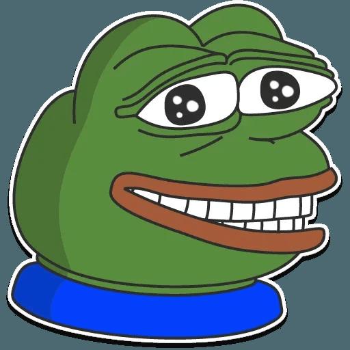 Pepe 1 - Sticker 21