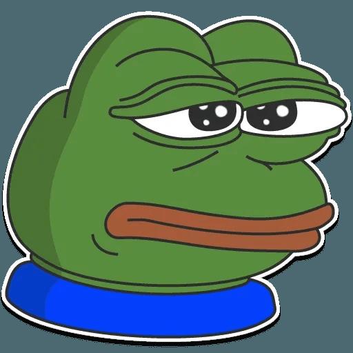 Pepe 1 - Sticker 2