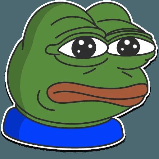 Pepe 1 - Sticker 25