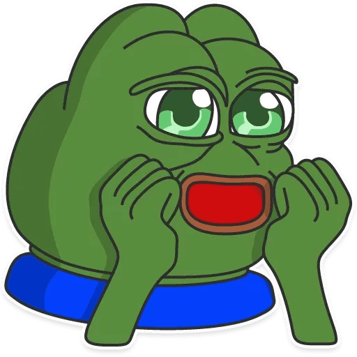Pepe 1 - Sticker 28