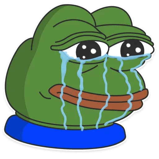 Pepe 1 - Sticker 6