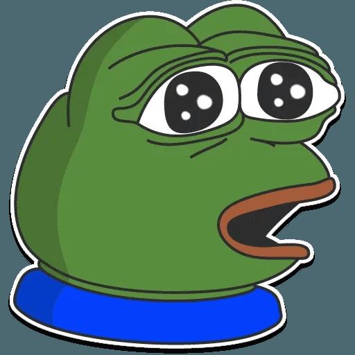 Pepe 1 - Sticker 29