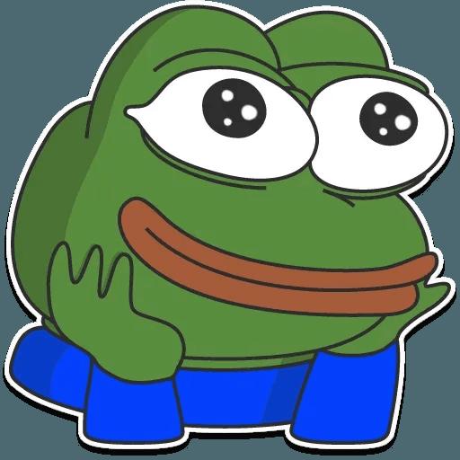 Pepe 1 - Sticker 3