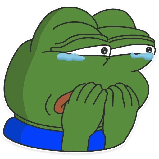 Pepe 1 - Sticker 30
