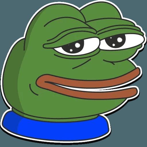 Pepe 1 - Sticker 23